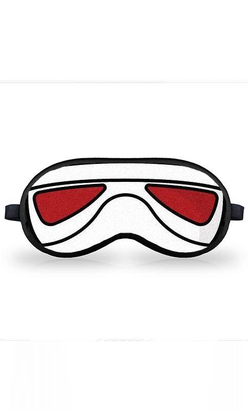 Máscara de Dormir Star Wars Saw - Billy The Puppet Stormtrooper
