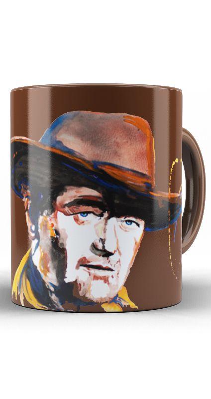 Caneca John Wayne