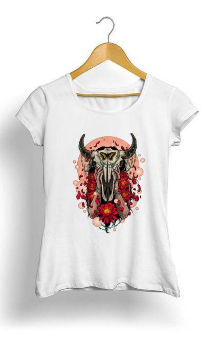 Camiseta Feminina Tropicalli Face