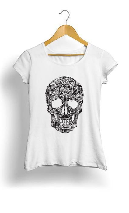 Camiseta Feminina Tropicalli Made of Many Things