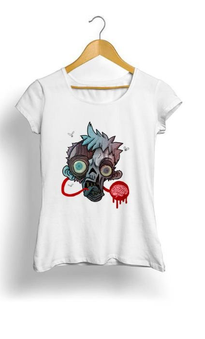 Camiseta Feminina Tropicalli Talk of the Dead