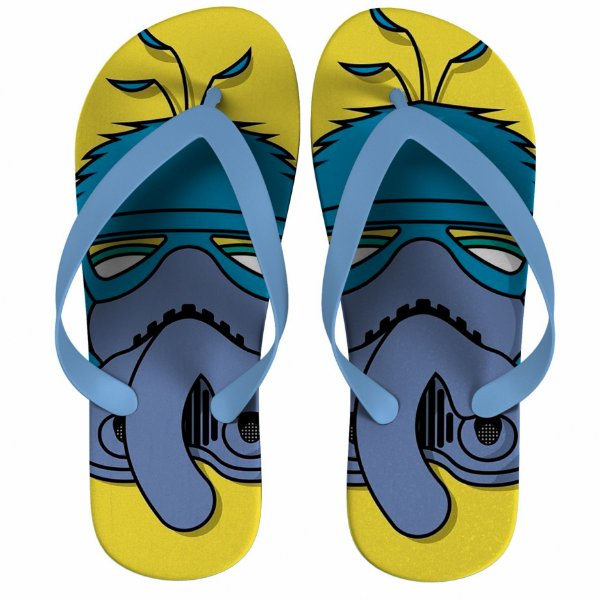 Chinelo Star Wars Muppets - Gonzo Strompers