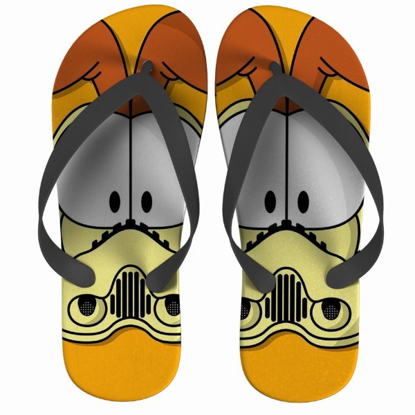 Chinelo Star Wars Garfield - Odie Strompers