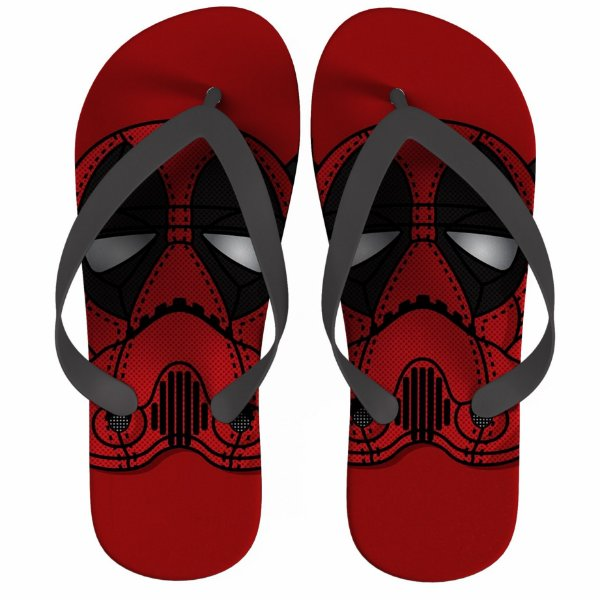 Chinelo Star Wars Deadpool Strompers