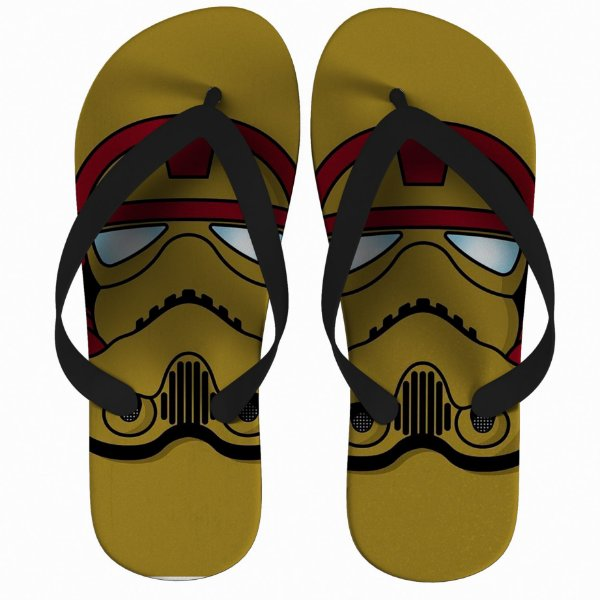 Chinelo Star Wars Iron Man  Strompers