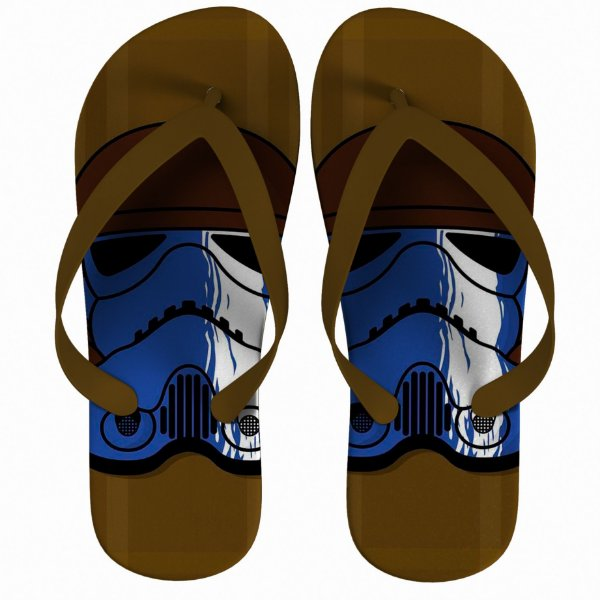 Chinelo Star Wars Braveheart Strompers