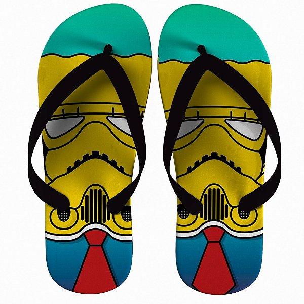 Chinelo Star Wars Spongebob Squarepants Strompers