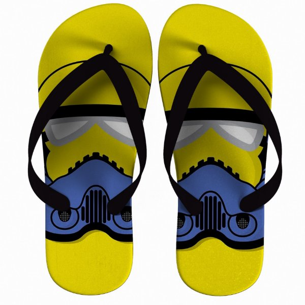 Chinelo Star Wars Minion Strompers