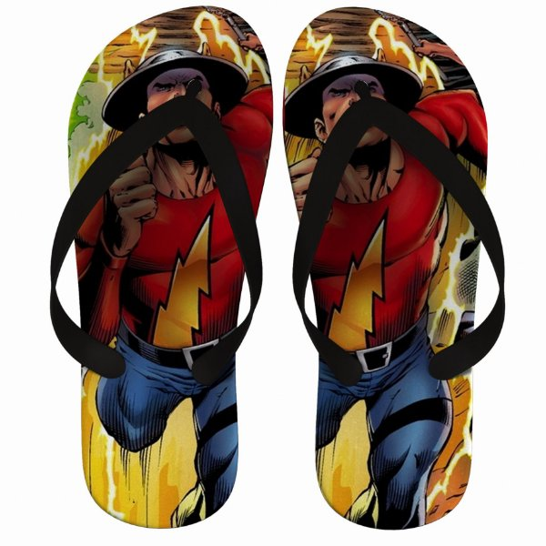 Chinelo Justice League - Nerd e Geek - Presentes Criativos