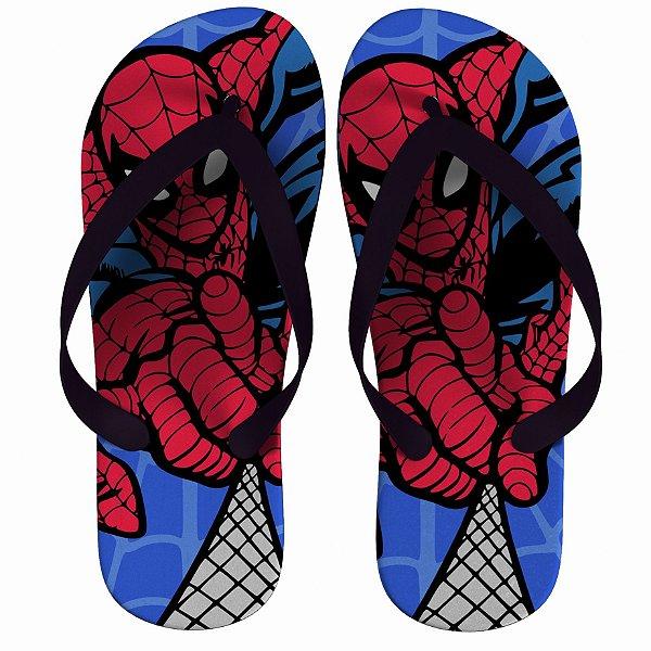 9079b8189cad1 Chinelo Spider Man Marvel - Produtos Nerd e Geek - Camisetas Nerd e ...