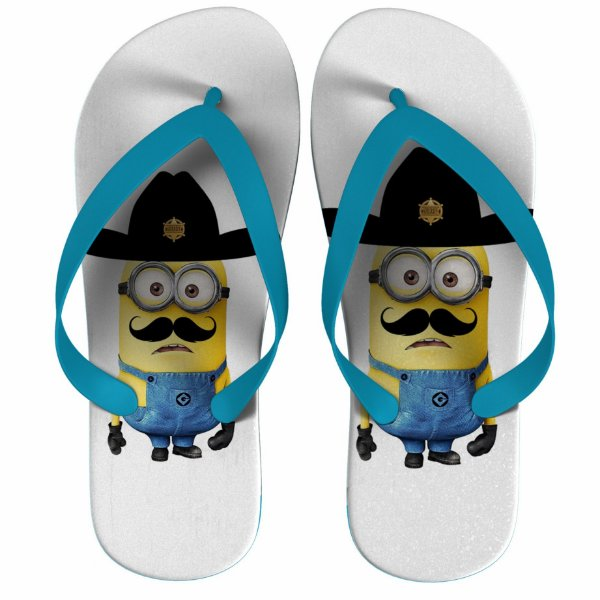 Chinelo Minions - Nerd e Geek - Presentes Criativos