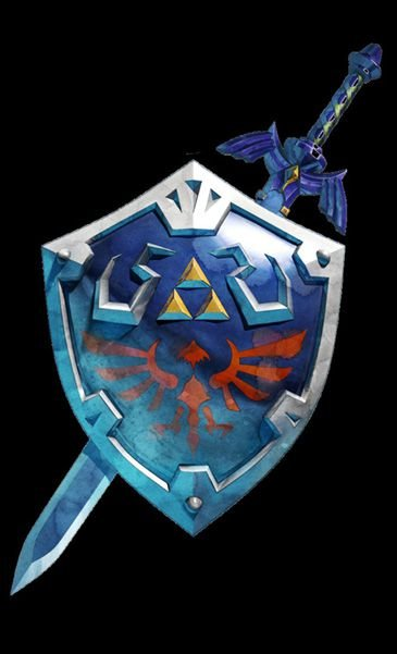Camiseta The Legend of Zelda Armor