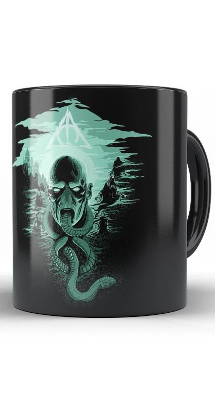Caneca Harry Potter Lord Voldemort's