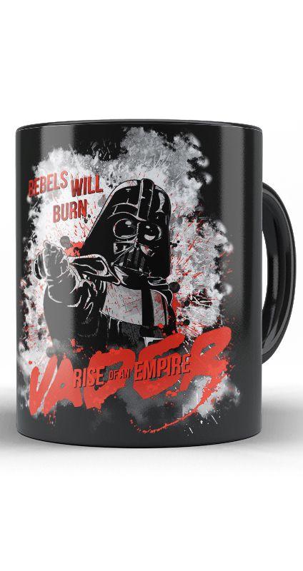 Caneca Star Wars Rebels Will Burn