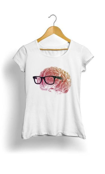 Camiseta Feminina Tropicalli Nerd