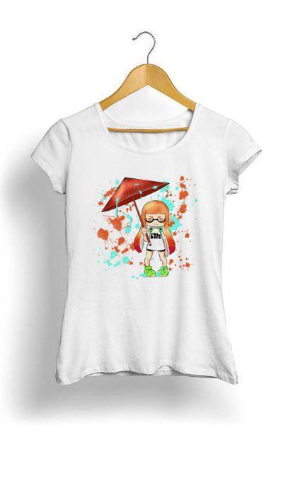 Camiseta Feminina Tropicalli Ink War