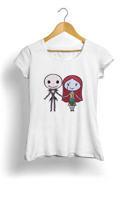 Camiseta Feminina Tropicalli A noiva cadaver
