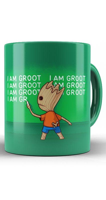 Caneca I am Groot