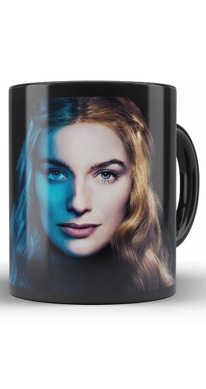 Caneca Game of Thrones Rainha Cersei Baratheon