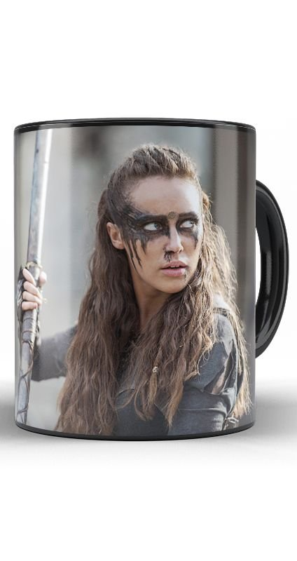 Caneca The 100  commander Lexa