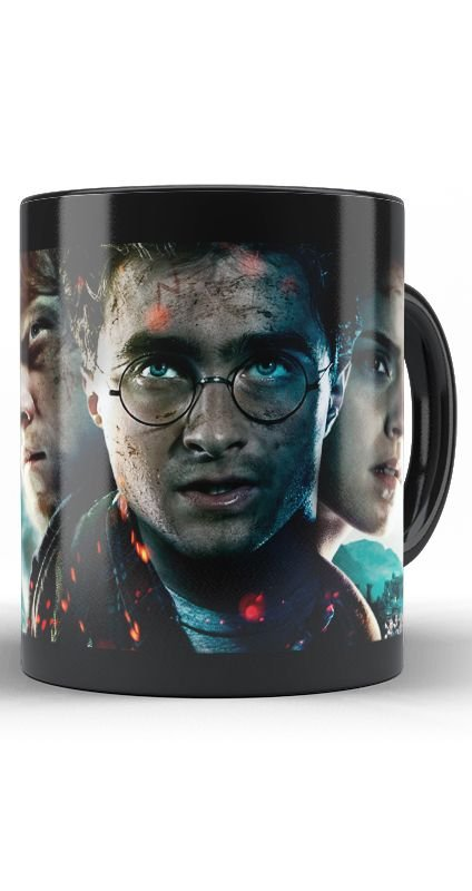 Caneca harry Potter HP7