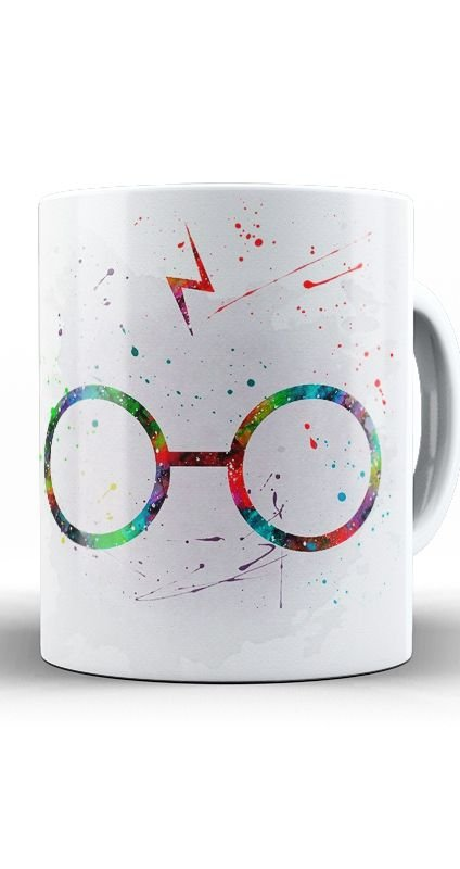 Caneca  Harry Potter N