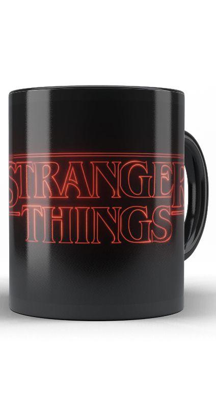 Caneca Stranger Things - Nerd e Geek - Presentes Criativos