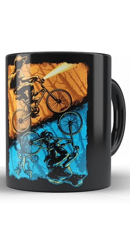 Caneca Stranger Things The Upside Down