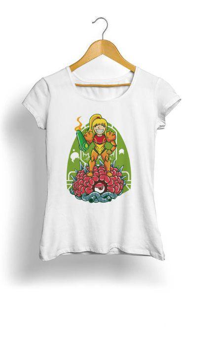 Camiseta Feminina Tropicalli Guerreira