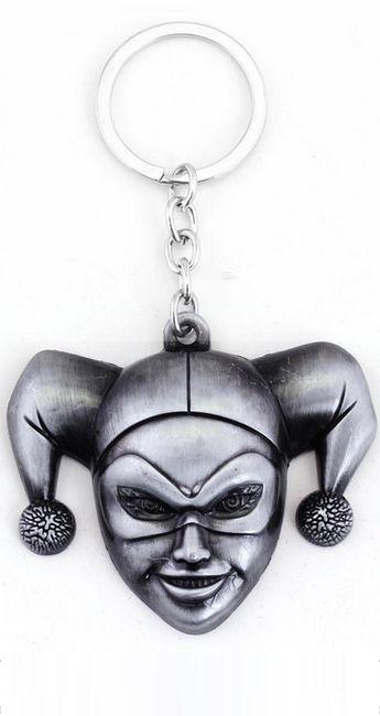 Chaveiro Batman máscara de Palhaço Presentes Criativos - Nerd e Geek - Presentes Criativos