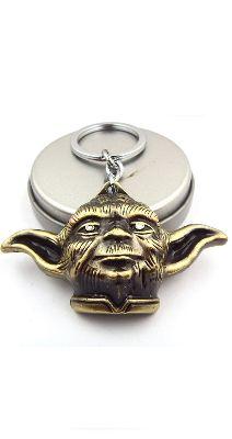 Chaveiro Yoda Man - Star Wars Presentes Criativos