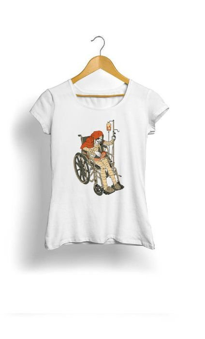 Camiseta Feminina Tropicalli Mumia