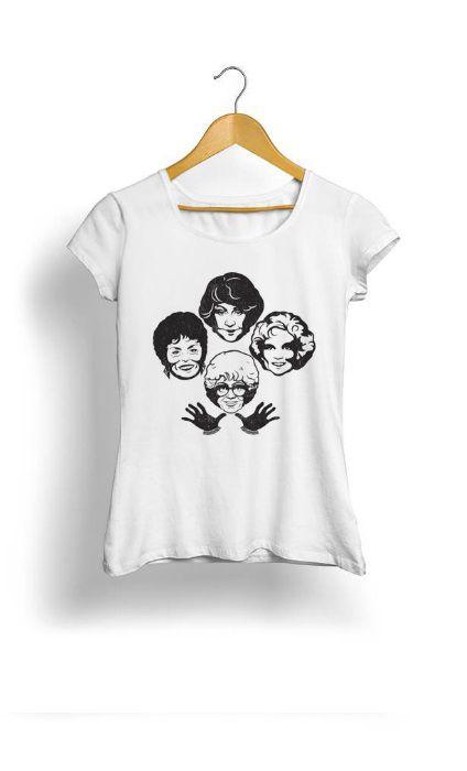 Camiseta Feminina Tropicalli Crazy