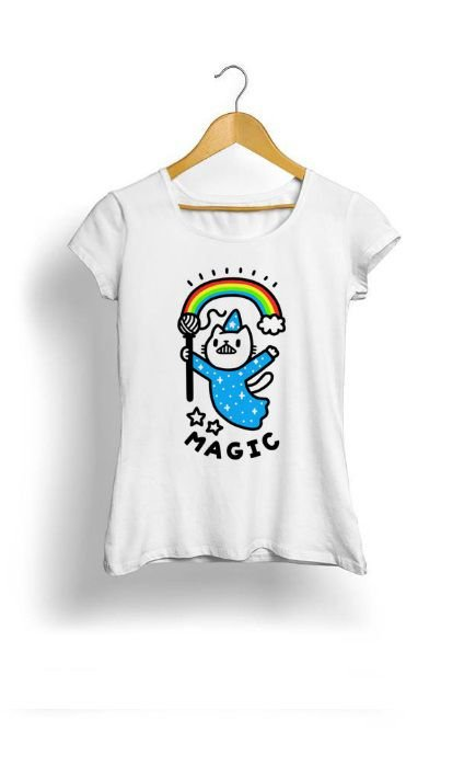 Camiseta Feminina Tropicalli Magic