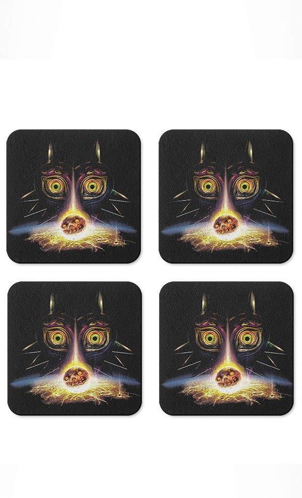 Porta Copos The Legend of Zelda Majora's Mask Magic