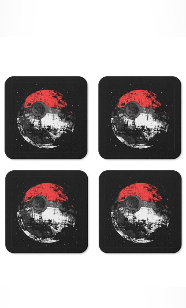 Porta Copos Poke Ball - Nerd e Geek - Presentes Criativos