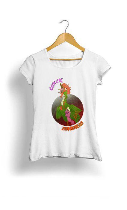 Camiseta Feminina Tropicalli Coxck