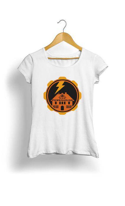 Camiseta Feminina Tropicalli Powerhouse