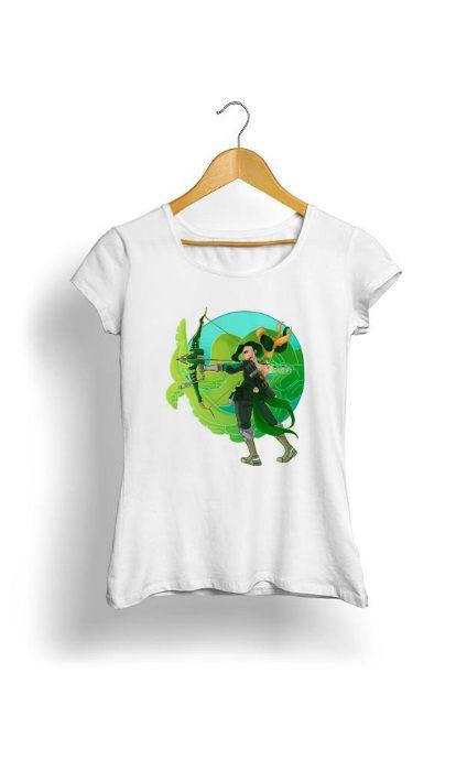 Camiseta Feminina Tropicalli Archer