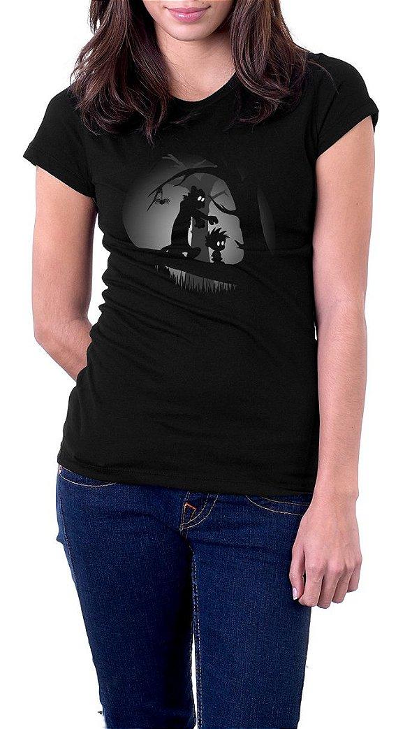 Camiseta Feminina Bogeyman