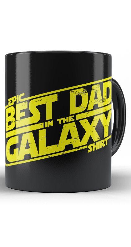 Caneca Best Dad in the Galaxy