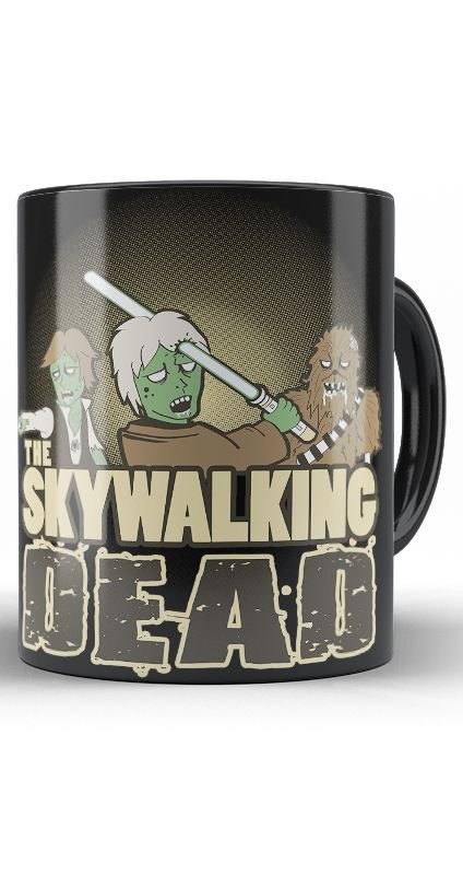 Caneca The Skywalking Dead