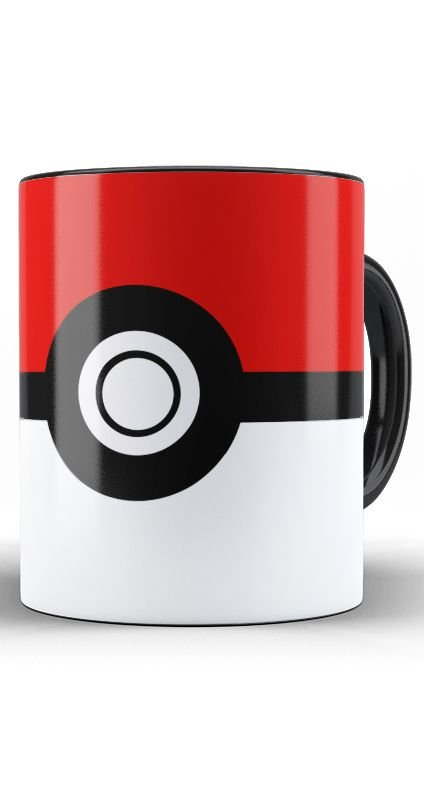 Caneca Anime Pokemon  s - Nerd e Geek - Presentes Criativos