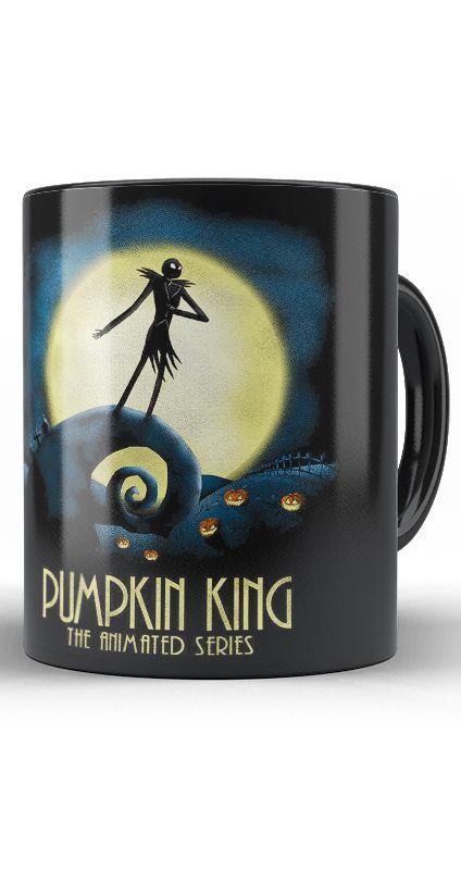 Caneca Pumpkin King