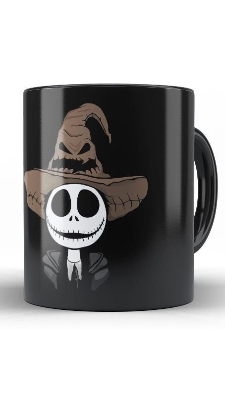 Caneca Jack Skellington - Nerd e Geek - Presentes Criativos