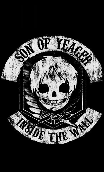 Camiseta Son of Yearger Inside the Wall