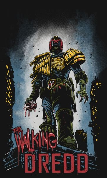 Camiseta The Walking Dredo