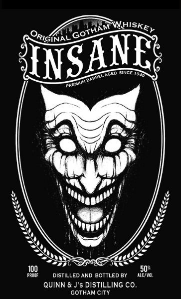 Camiseta Insane