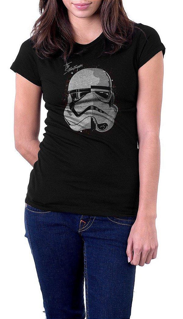 Camiseta Feminina Stormtrooper