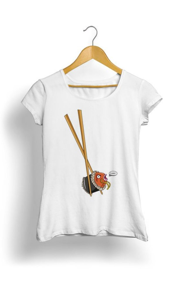Camiseta Feminina Suchi